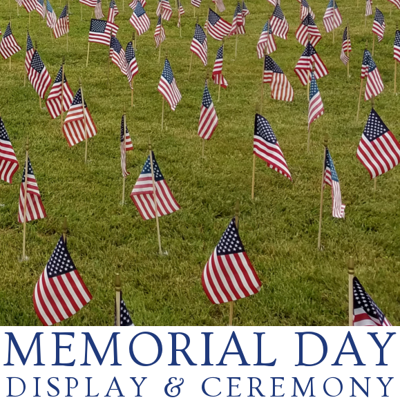 20190527 Memorial Day Display