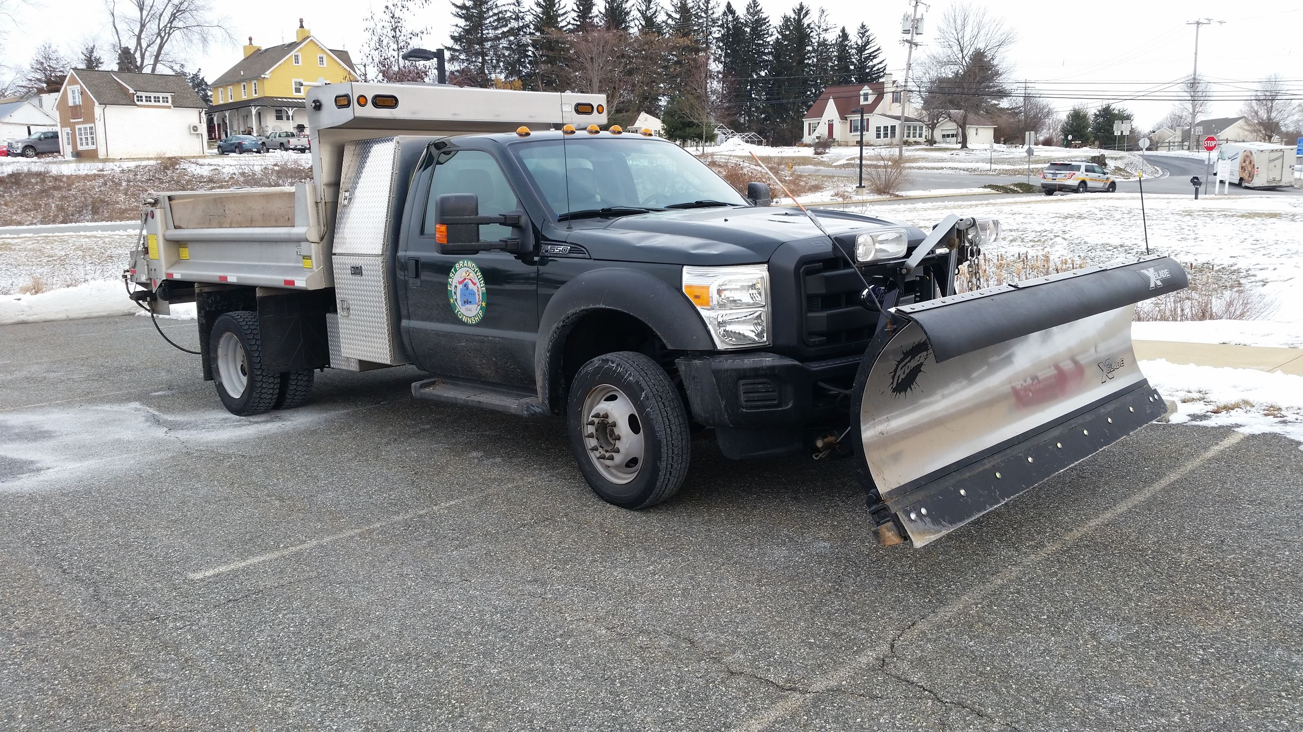 Picture of Snowplow