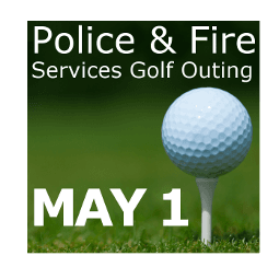 Police Fire Golf Outing Logo