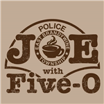 Joe with Five-Oh